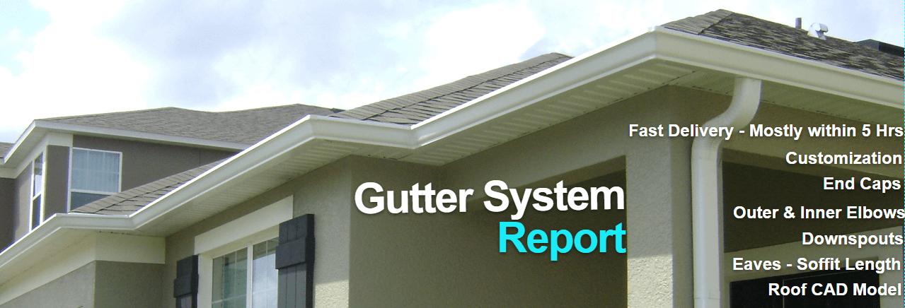 Gutter Report