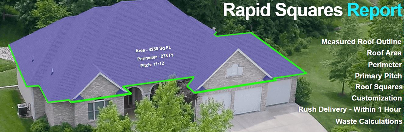 Accurate Aerial Measurement Services