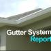 Gutter System Report